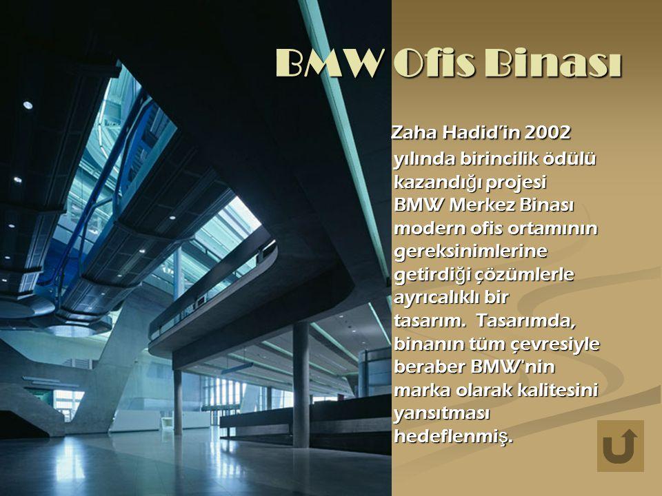 BMW Ofis Binası