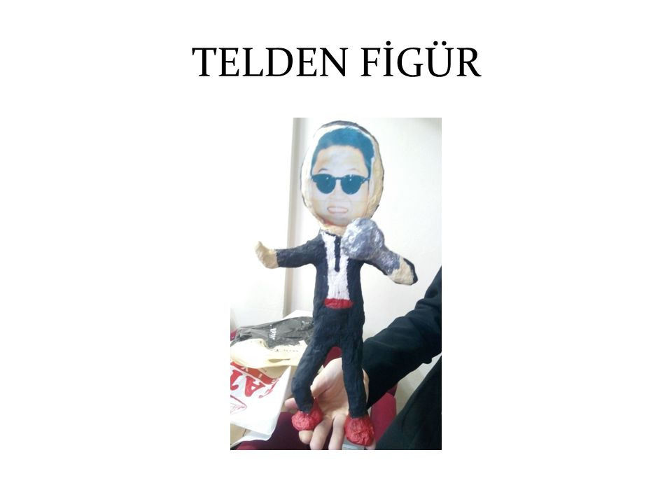 TELDEN FİGÜR