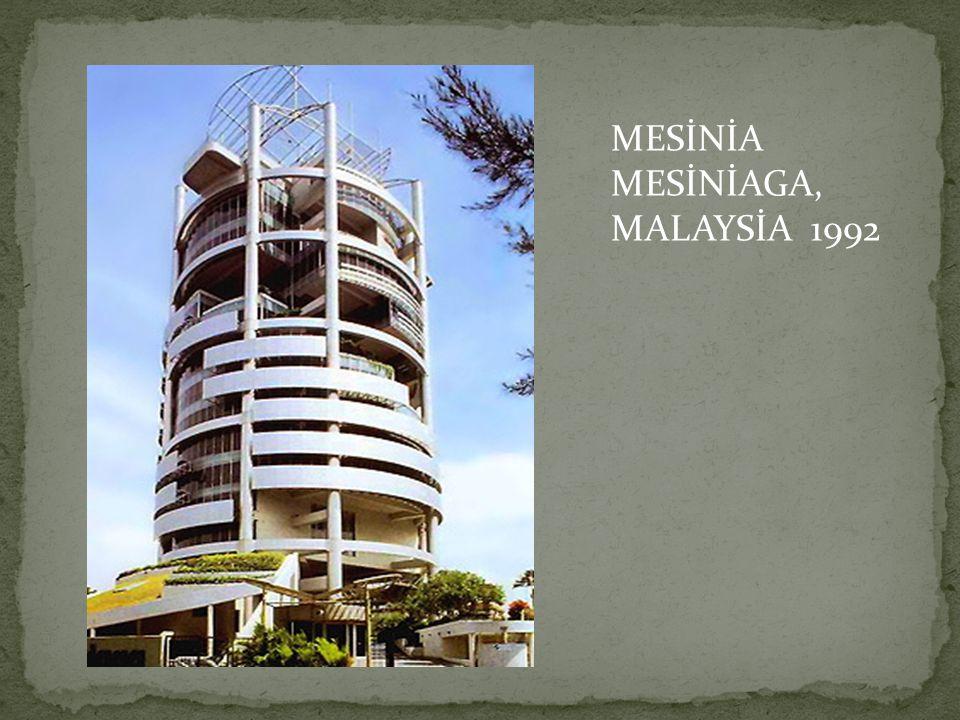 MESİNİA MESİNİAGA, MALAYSİA 1992