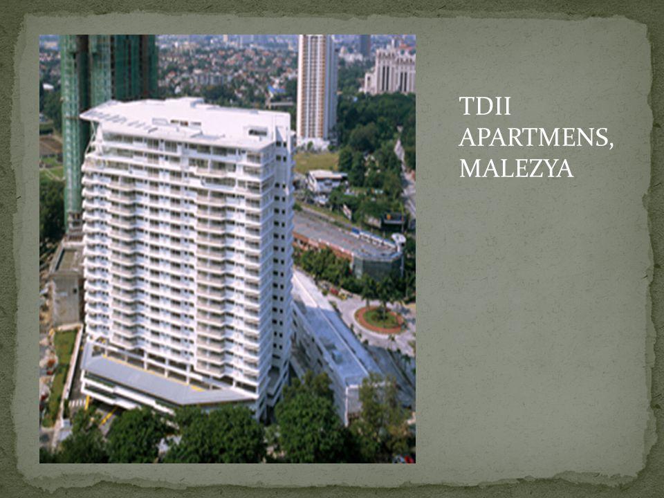 TDII APARTMENS,MALEZYA