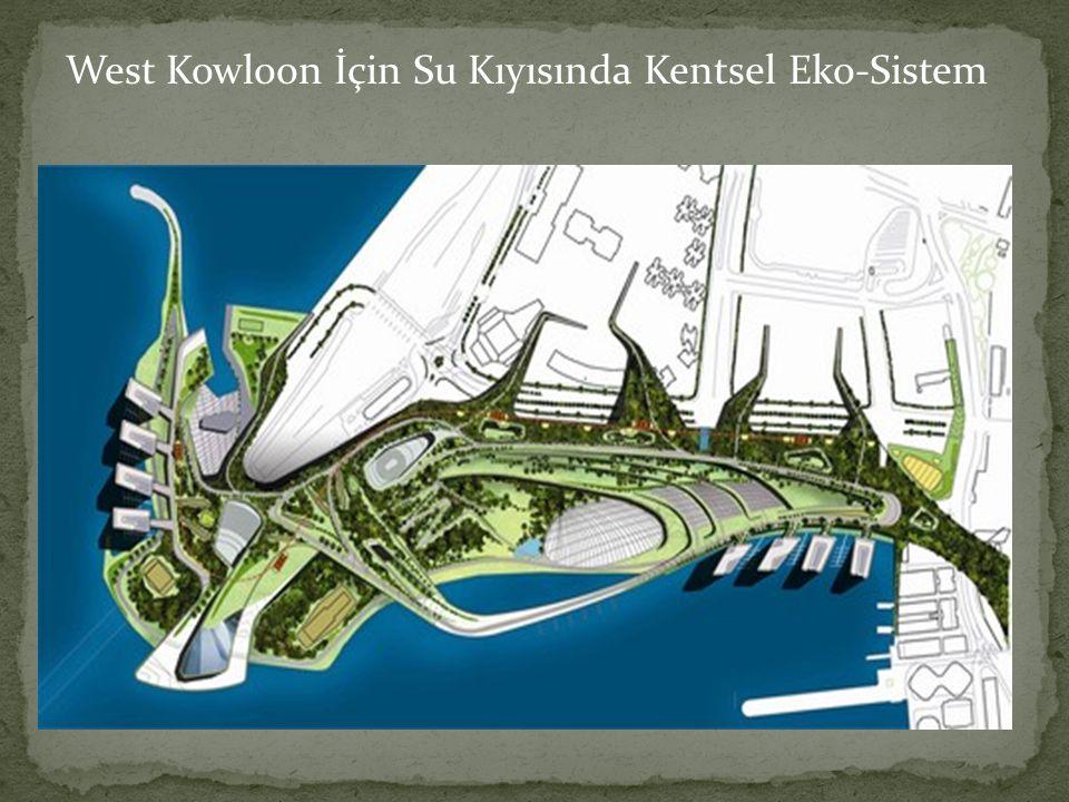 West Kowloon İçin Su Kıyısında Kentsel Eko-Sistem