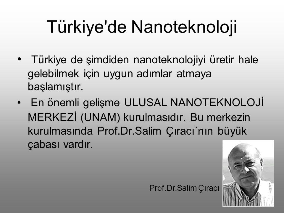 Türkiye de Nanoteknoloji