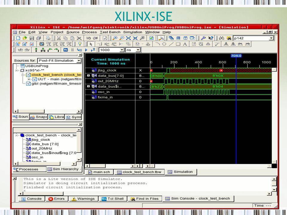 XILINX-ISE