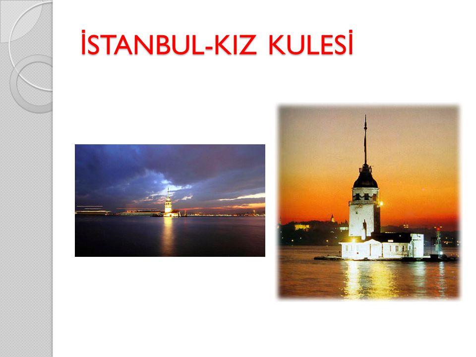İSTANBUL-KIZ KULESİ