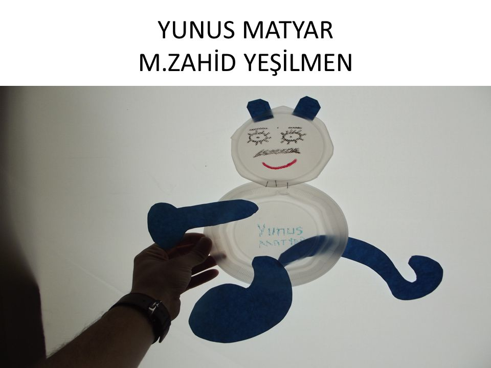 YUNUS MATYAR M.ZAHİD YEŞİLMEN