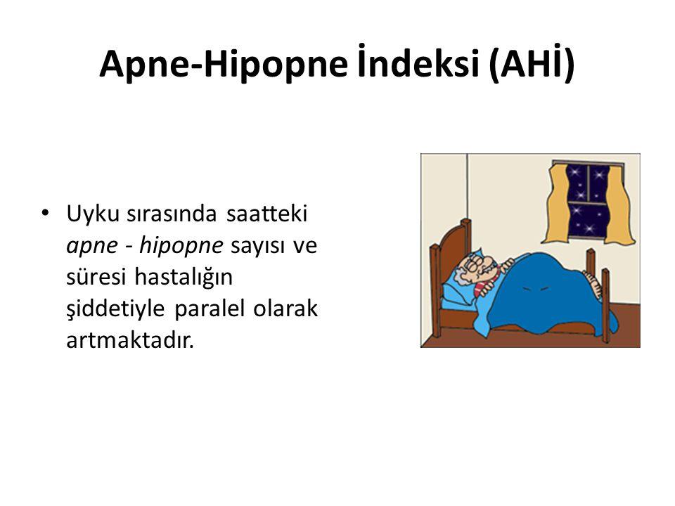 Apne-Hipopne İndeksi (AHİ)