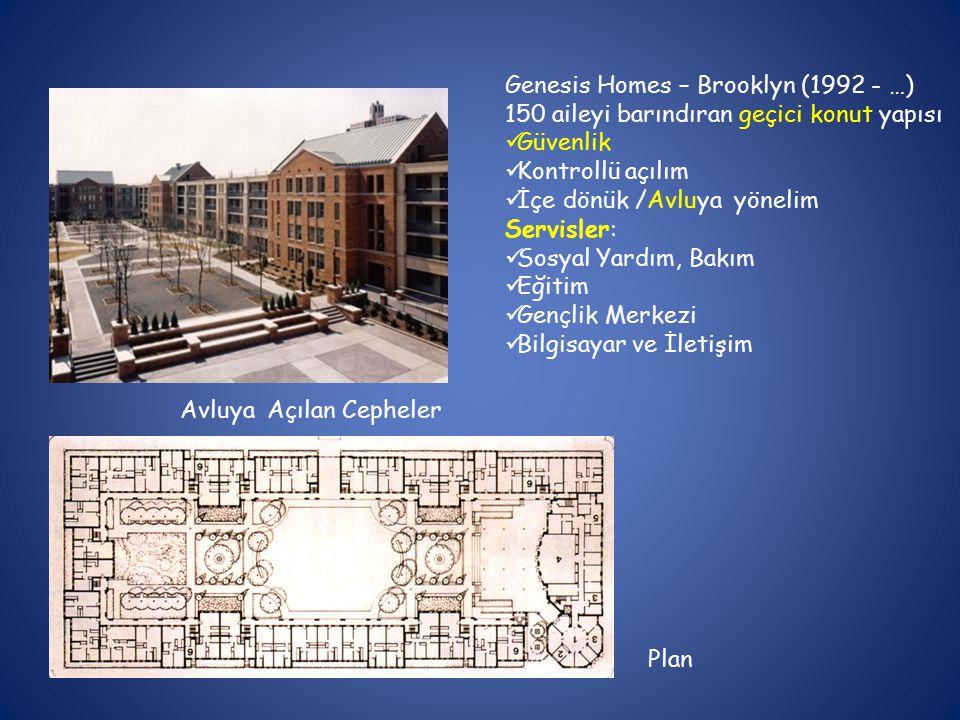 Genesis Homes – Brooklyn (1992 - …)