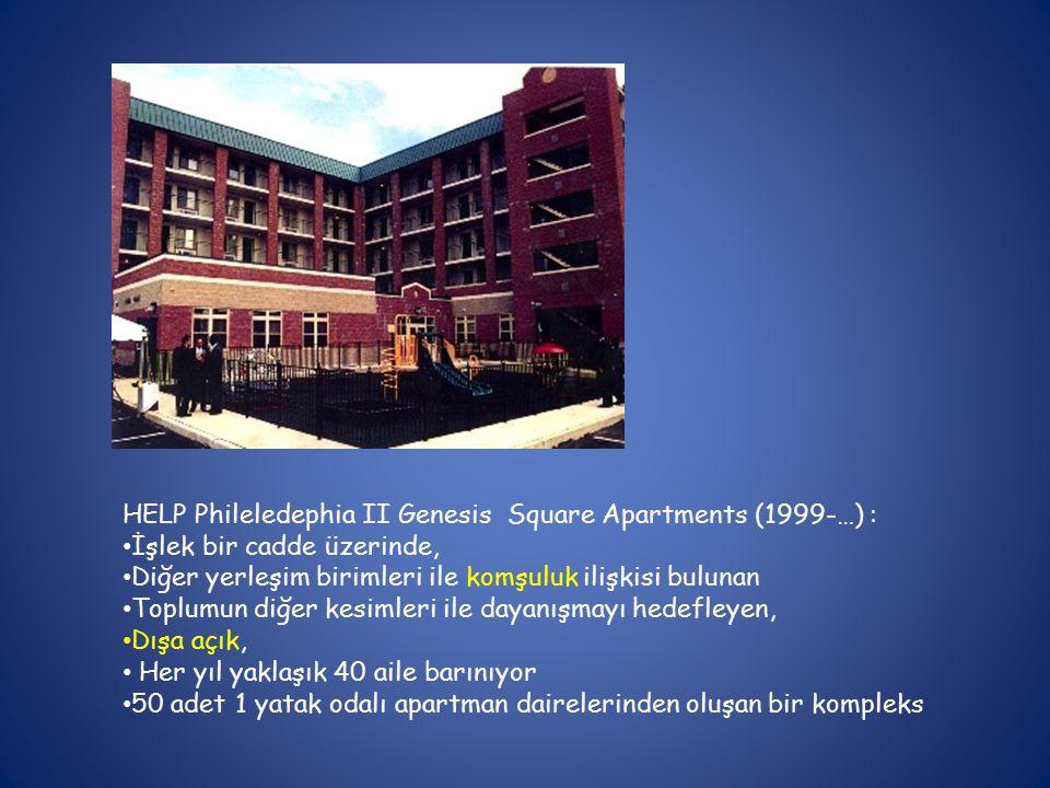HELP Phileledephia II Genesis Square Apartments (1999-…) :