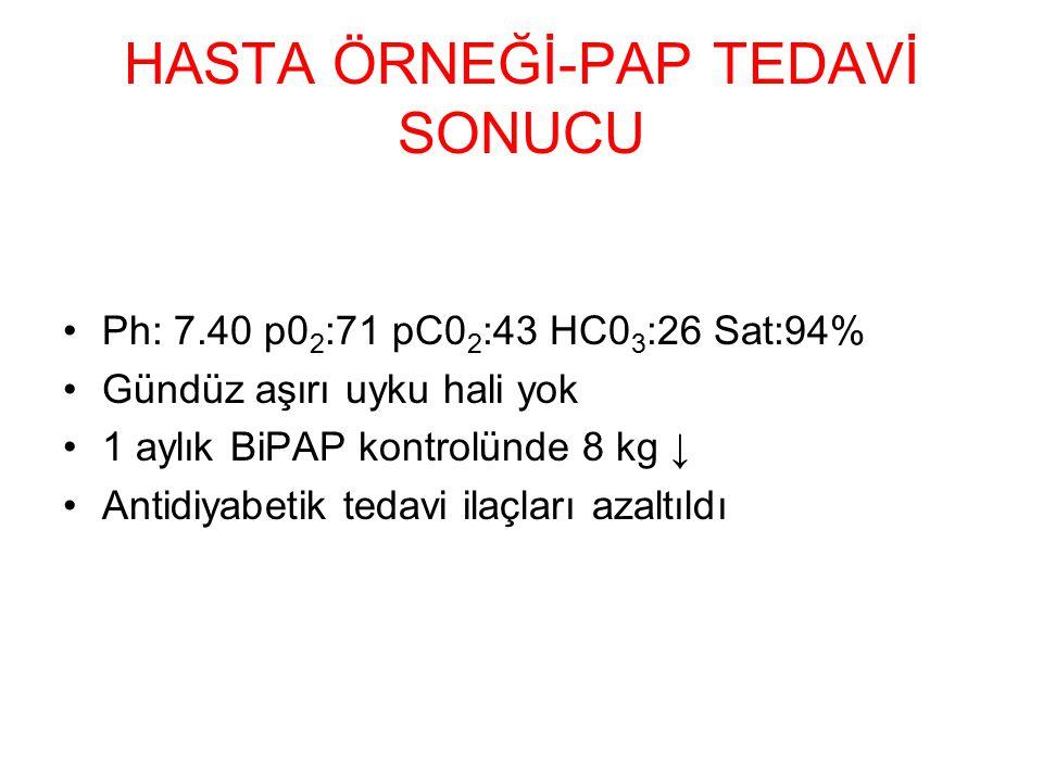 HASTA ÖRNEĞİ-PAP TEDAVİ SONUCU