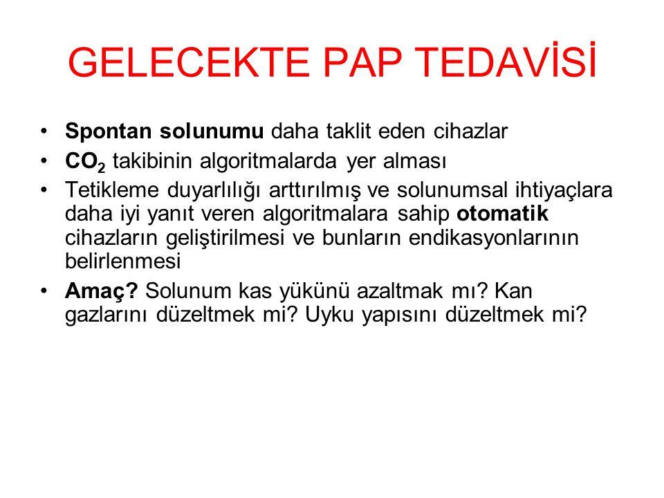 GELECEKTE PAP TEDAVİSİ