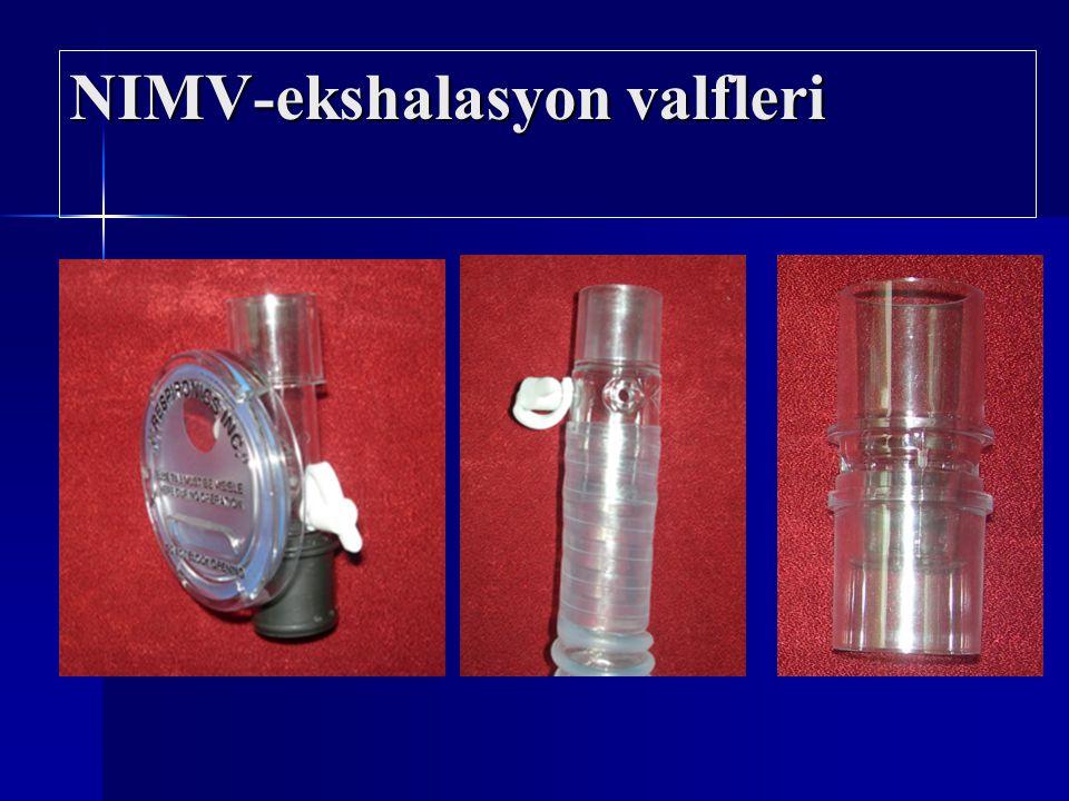 NIMV-ekshalasyon valfleri