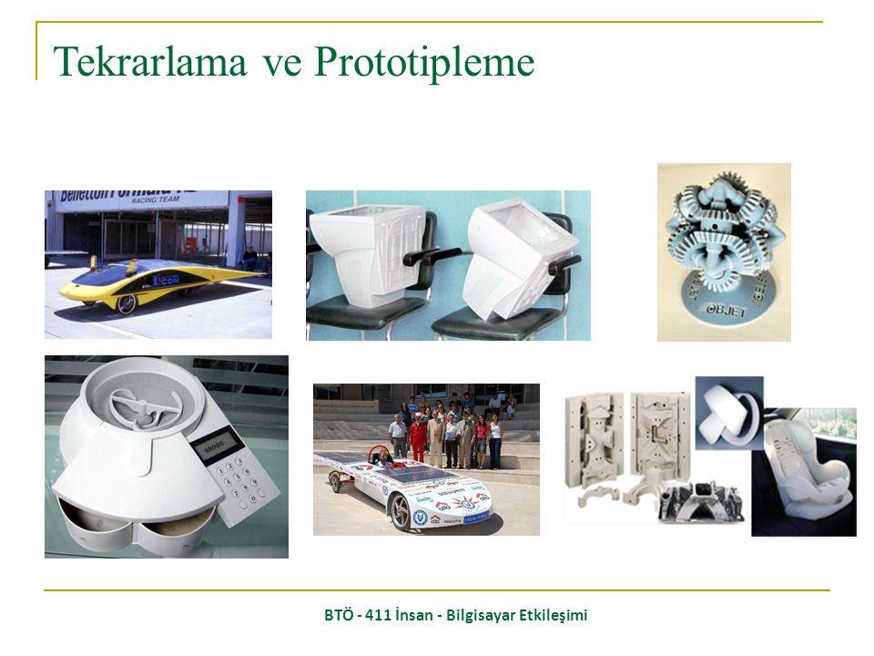 Tekrarlama ve Prototipleme