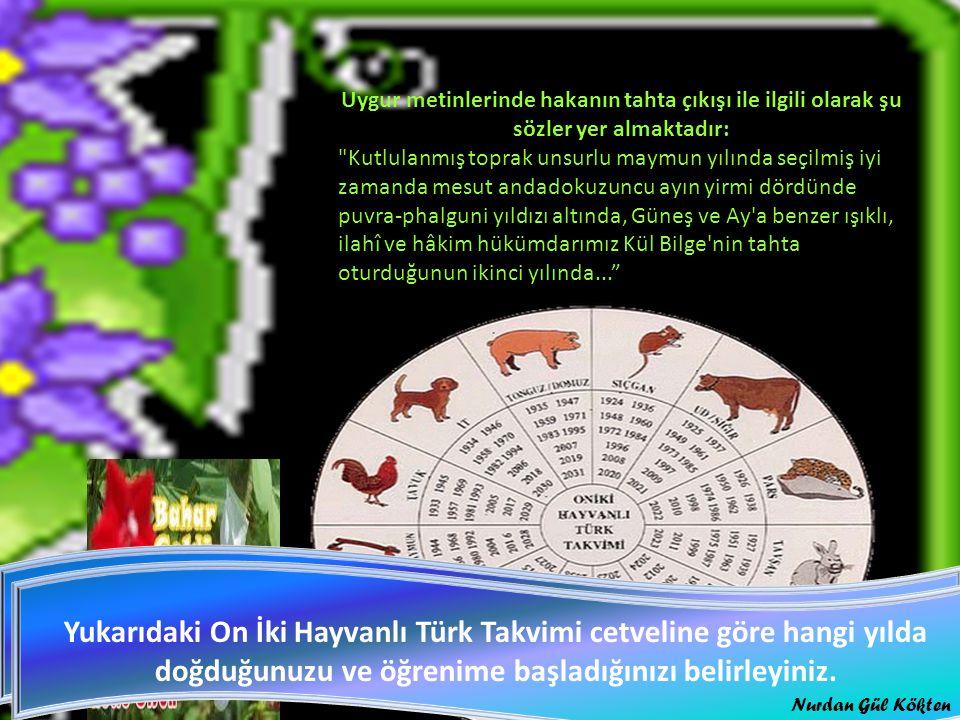 Türklerde hangi bilim dallarının geliştiğini tespit ediniz