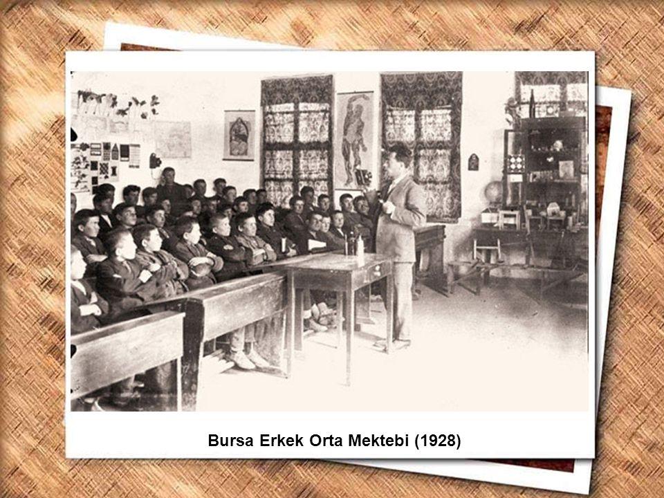 Bursa Erkek Orta Mektebi (1928)