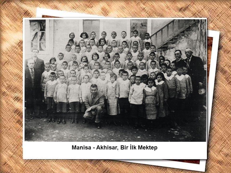 Manisa - Akhisar, Bir İlk Mektep