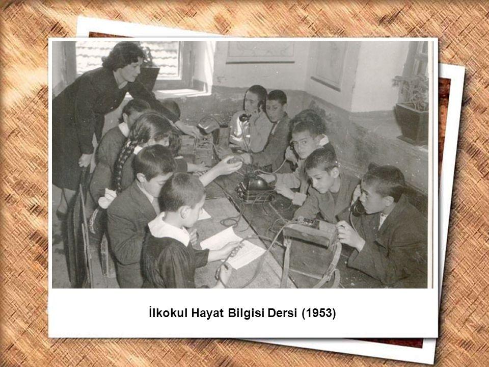 İlkokul Hayat Bilgisi Dersi (1953)