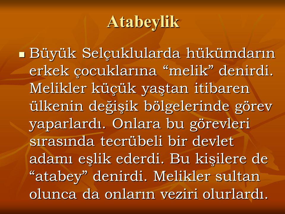 Atabeylik