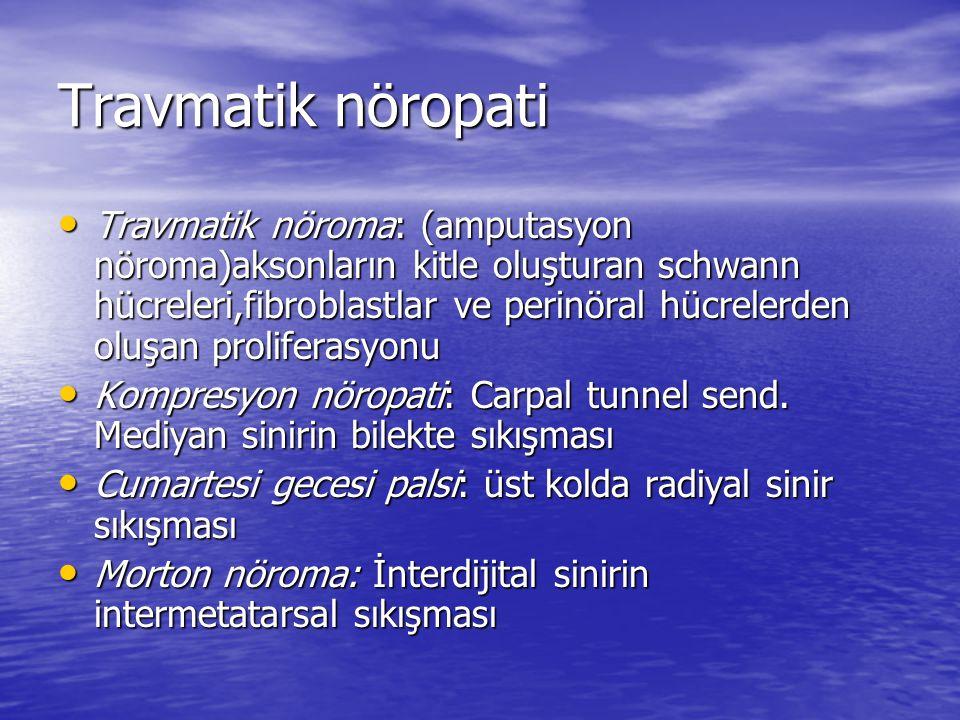 Travmatik nöropati