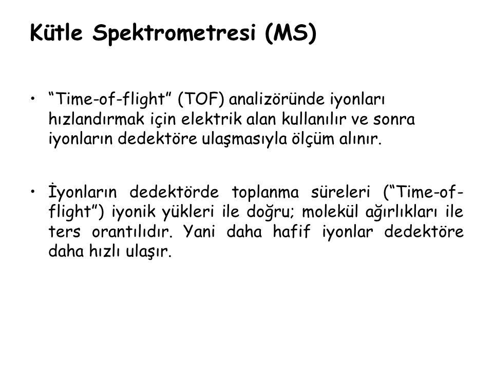 Kütle Spektrometresi (MS)