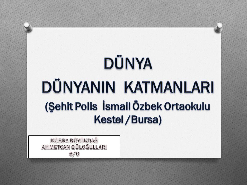 (Şehit Polis İsmail Özbek Ortaokulu Kestel /Bursa)