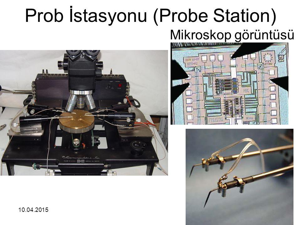 Prob İstasyonu (Probe Station)