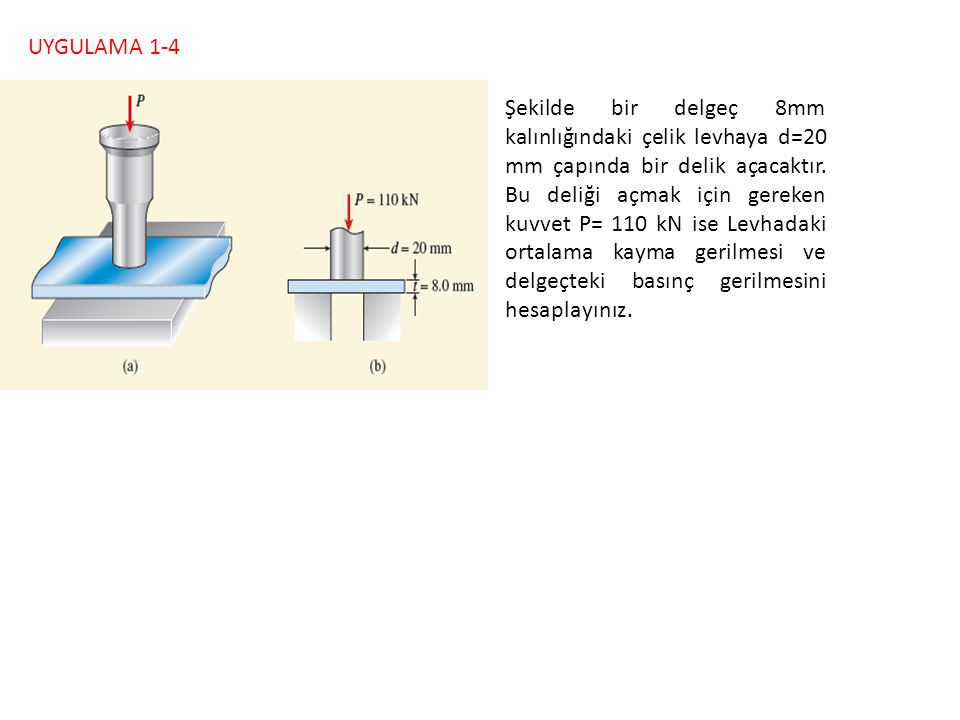 UYGULAMA 1-4