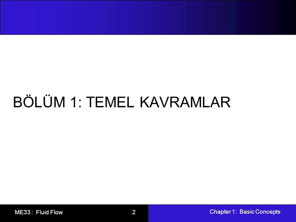 BÖLÜM 1: TEMEL KAVRAMLAR