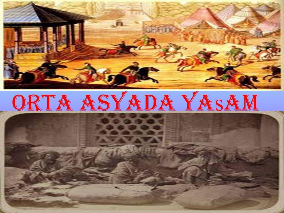 Orta Asyada Yaşam