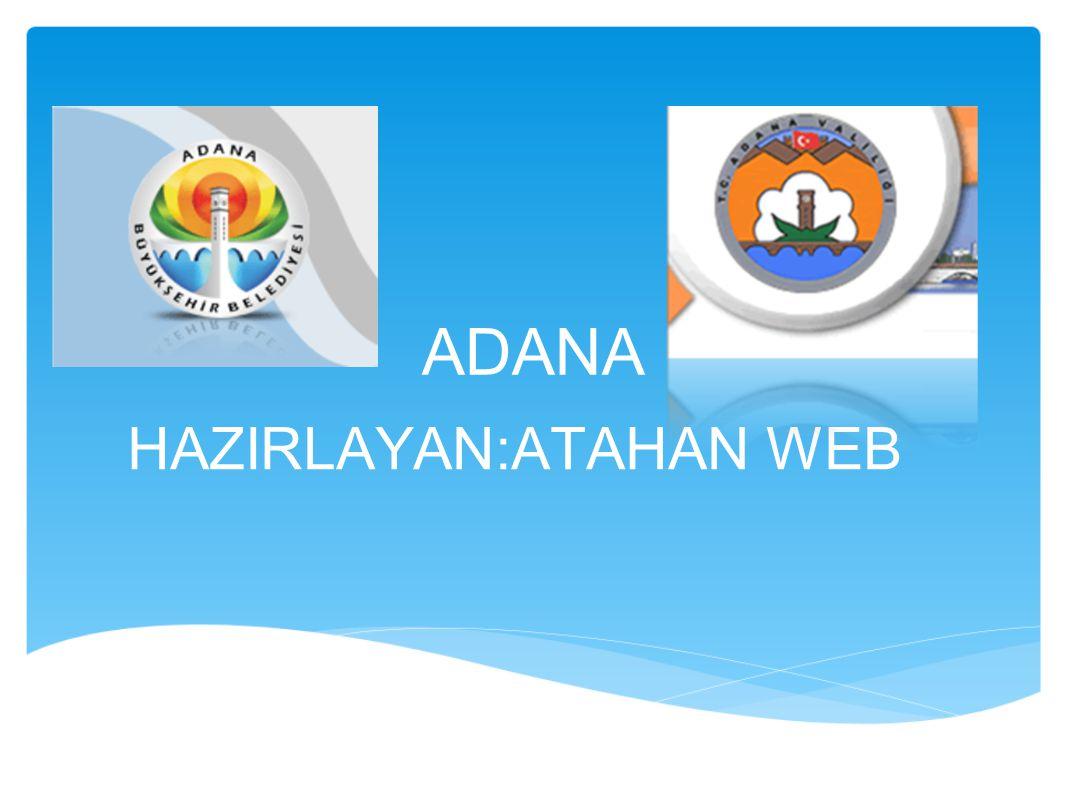 HAZIRLAYAN:ATAHAN WEB