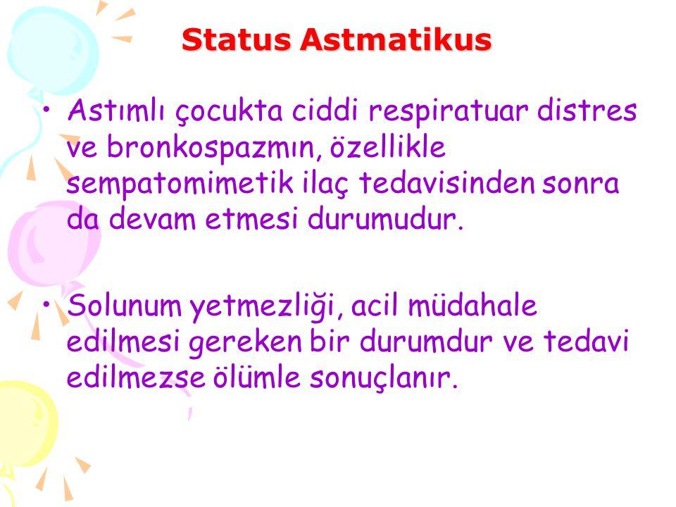 Status Astmatikus