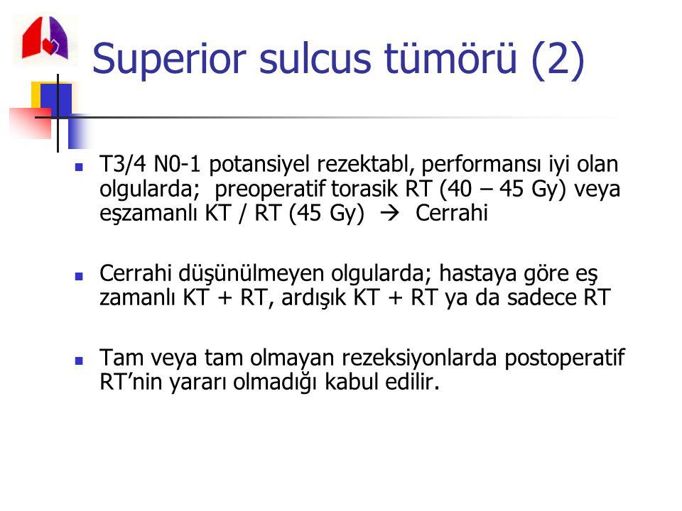 Superior sulcus tümörü (2)
