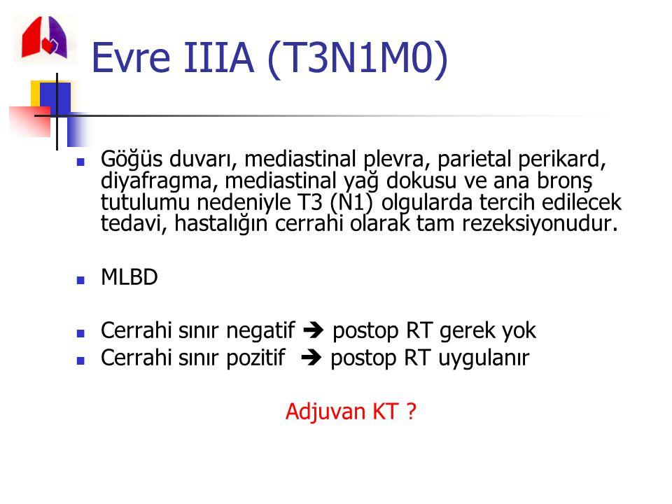 Evre IIIA (T3N1M0)
