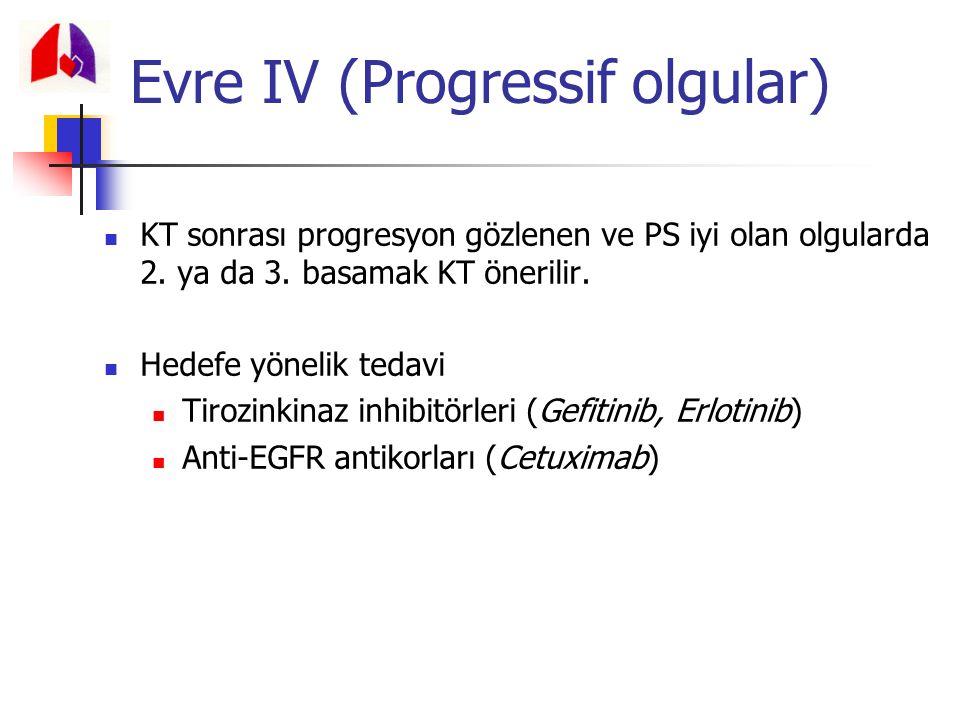 Evre IV (Progressif olgular)