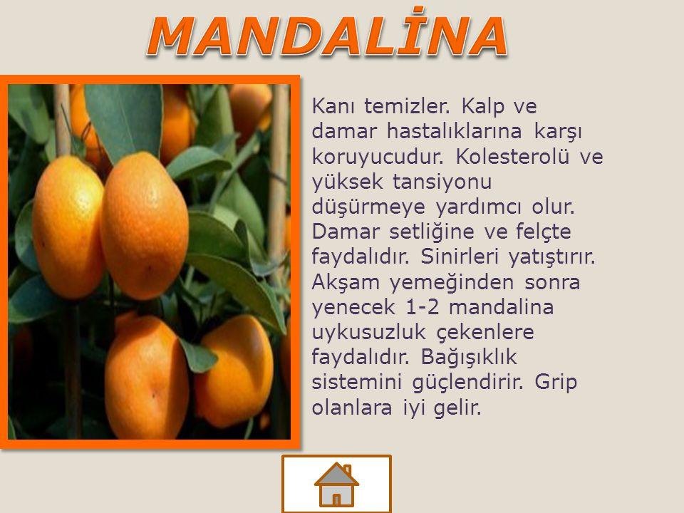 MANDALİNA