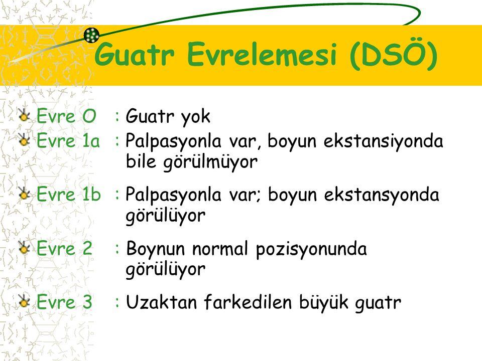 Guatr Evrelemesi (DSÖ)