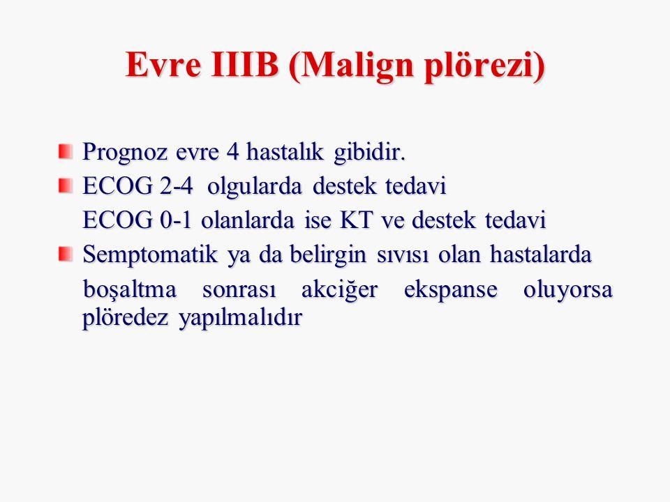 Evre IIIB (Malign plörezi)