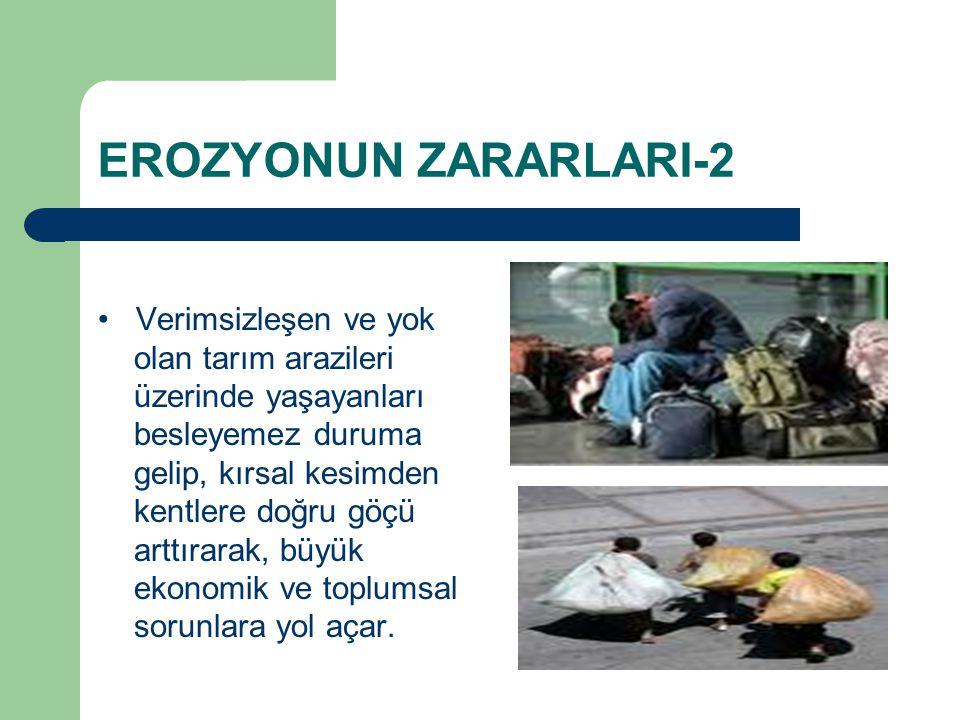 EROZYONUN ZARARLARI-2