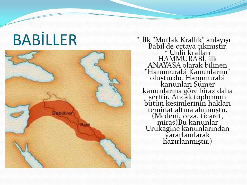 BABİLLER