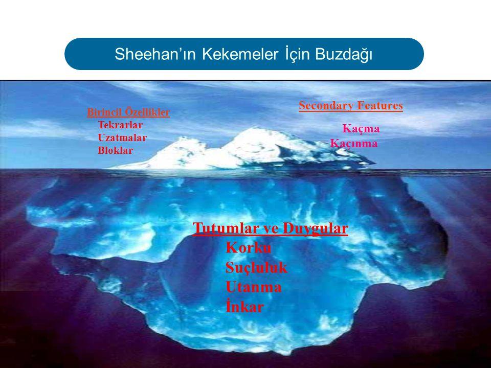 Sheehan'ın Kekemeler İçin Buzdağı