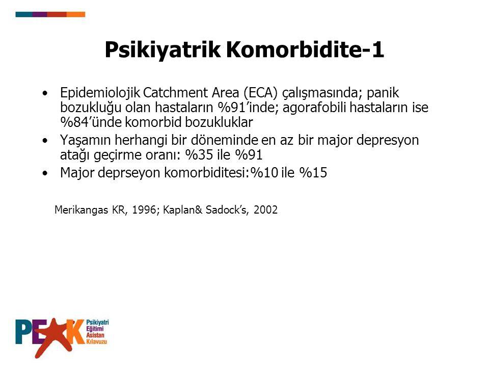 Psikiyatrik Komorbidite-1