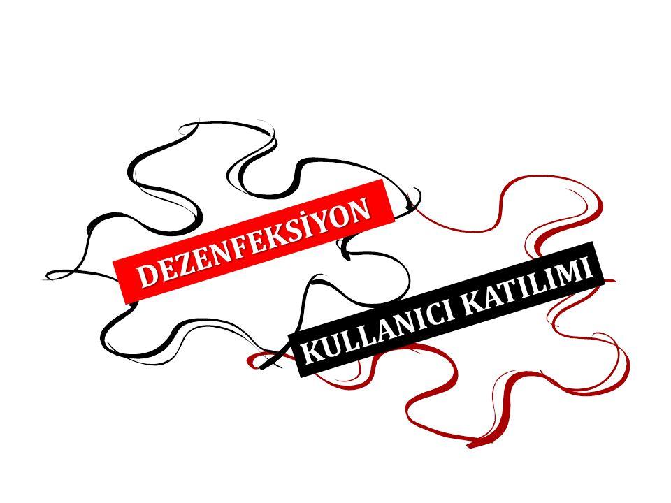 DEZENFEKSİYON KULLANICI KATILIMI