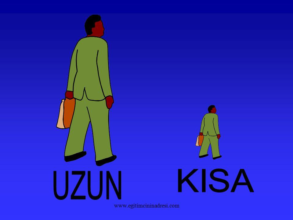KISA UZUN www.egitimcininadresi.com