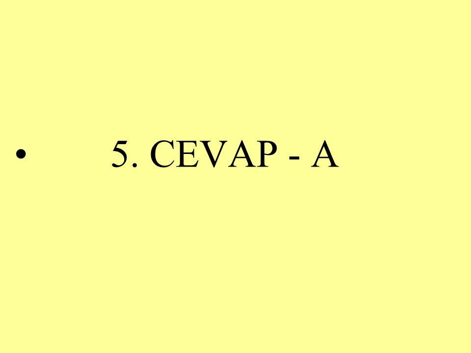 5. CEVAP - A