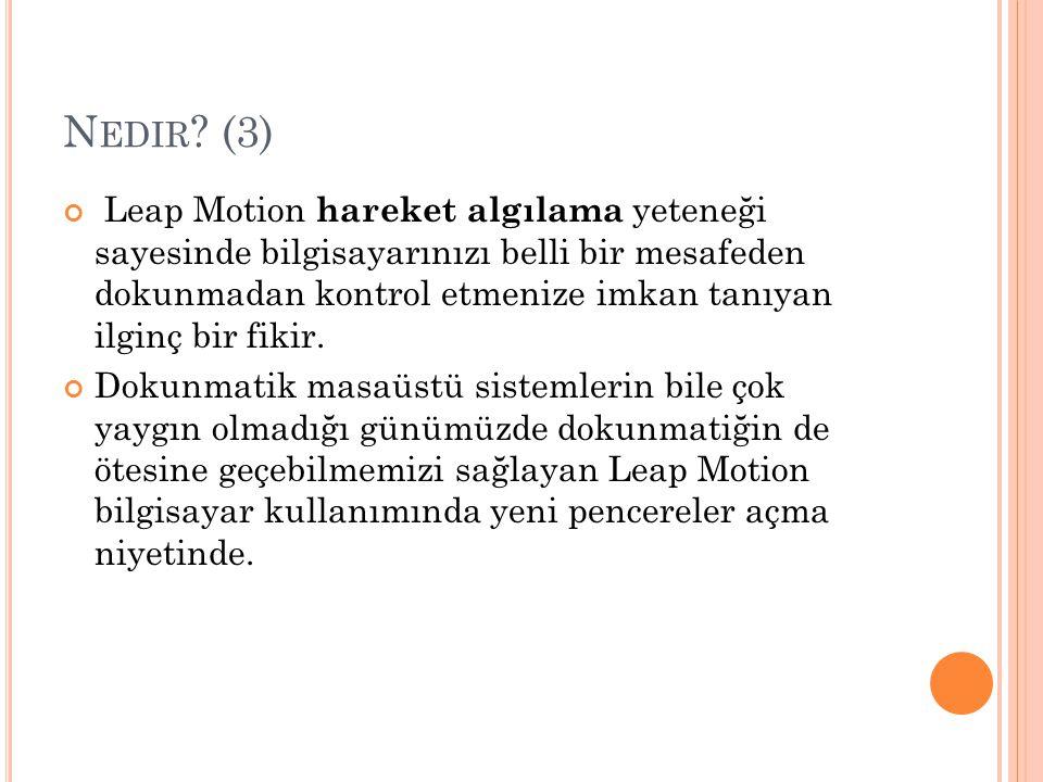 Nedir (3)