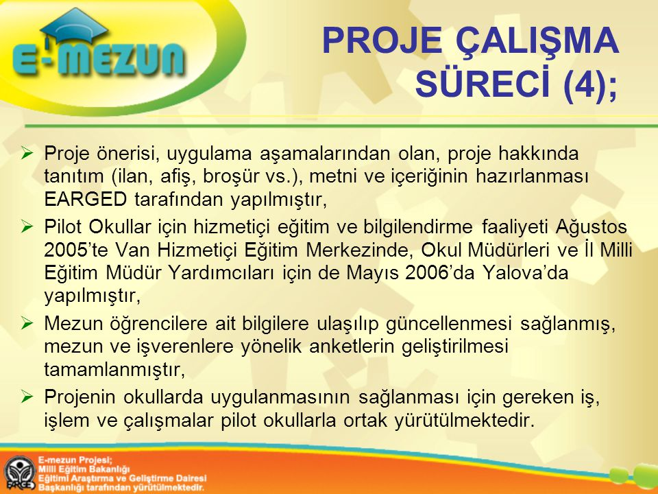 PROJE ÇALIŞMA SÜRECİ (4);
