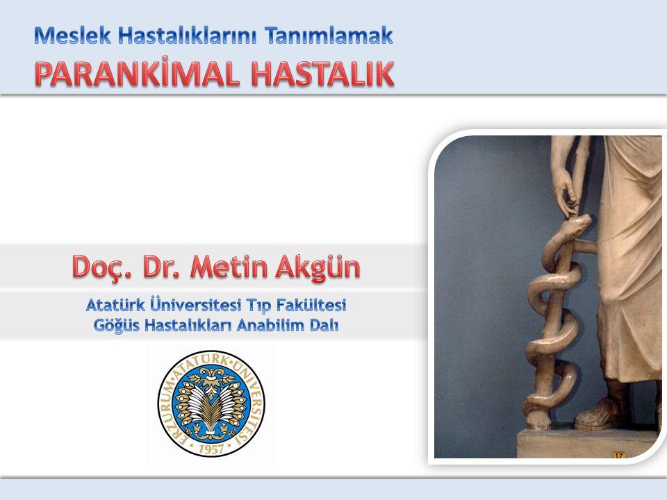 Atatürk Üniversitesi Tıp Fakültesi Göğüs Hastalıkları Anabilim Dalı