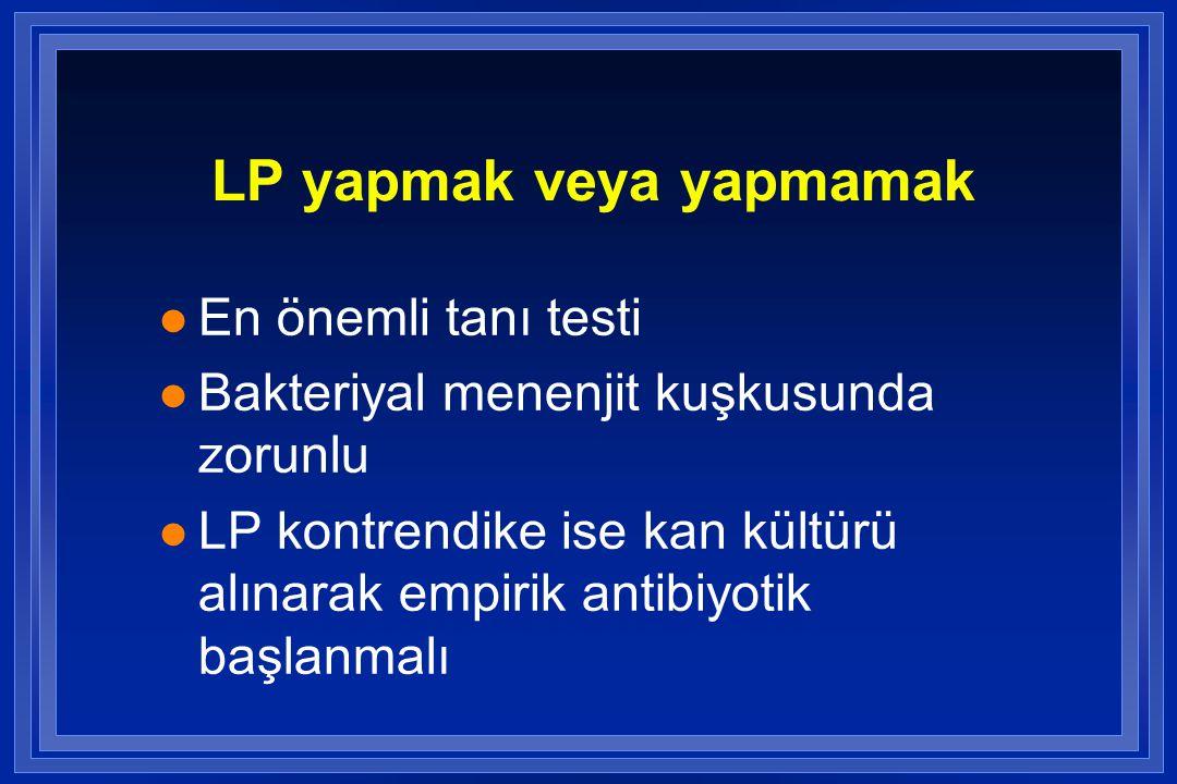 LP yapmak veya yapmamak