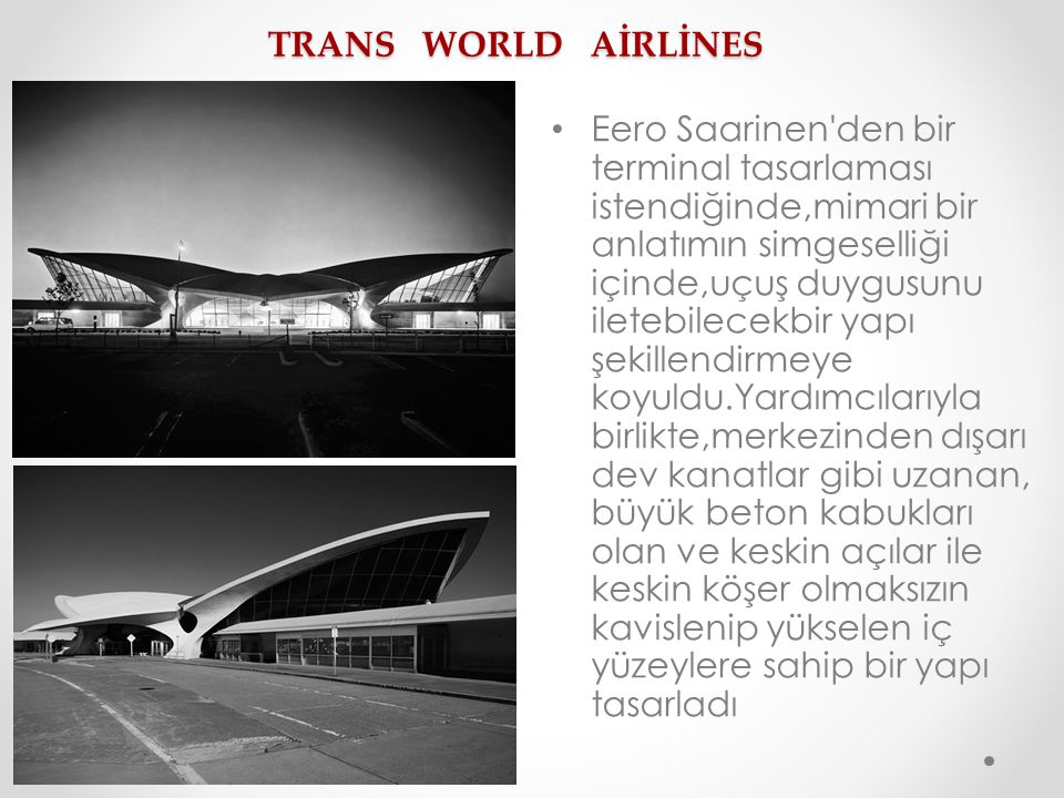 TRANS WORLD AİRLİNES