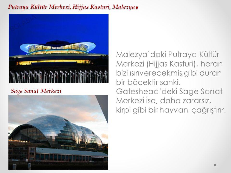 Putraya Kültür Merkezi, Hijjas Kasturi, Malezya.