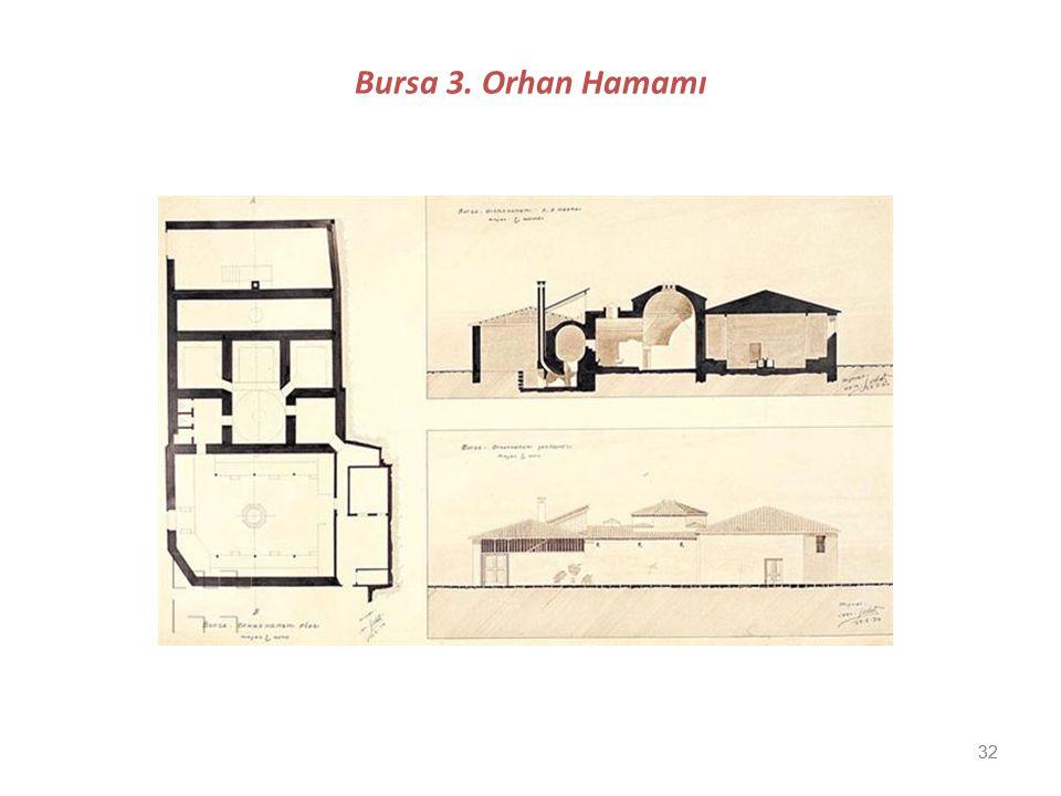 Bursa 3. Orhan Hamamı 32
